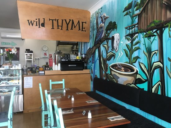 Wild THYME Dining - Bundaberg Accommodation