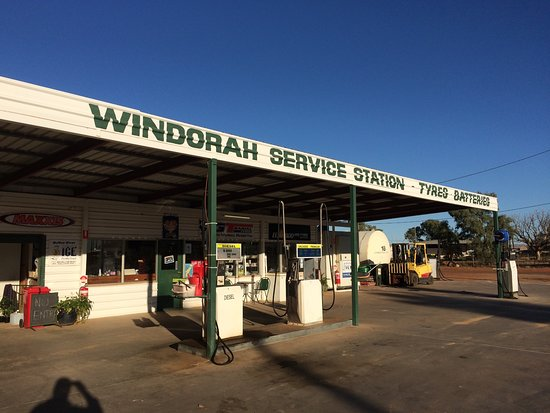 Windorah Service Station - Bundaberg Accommodation