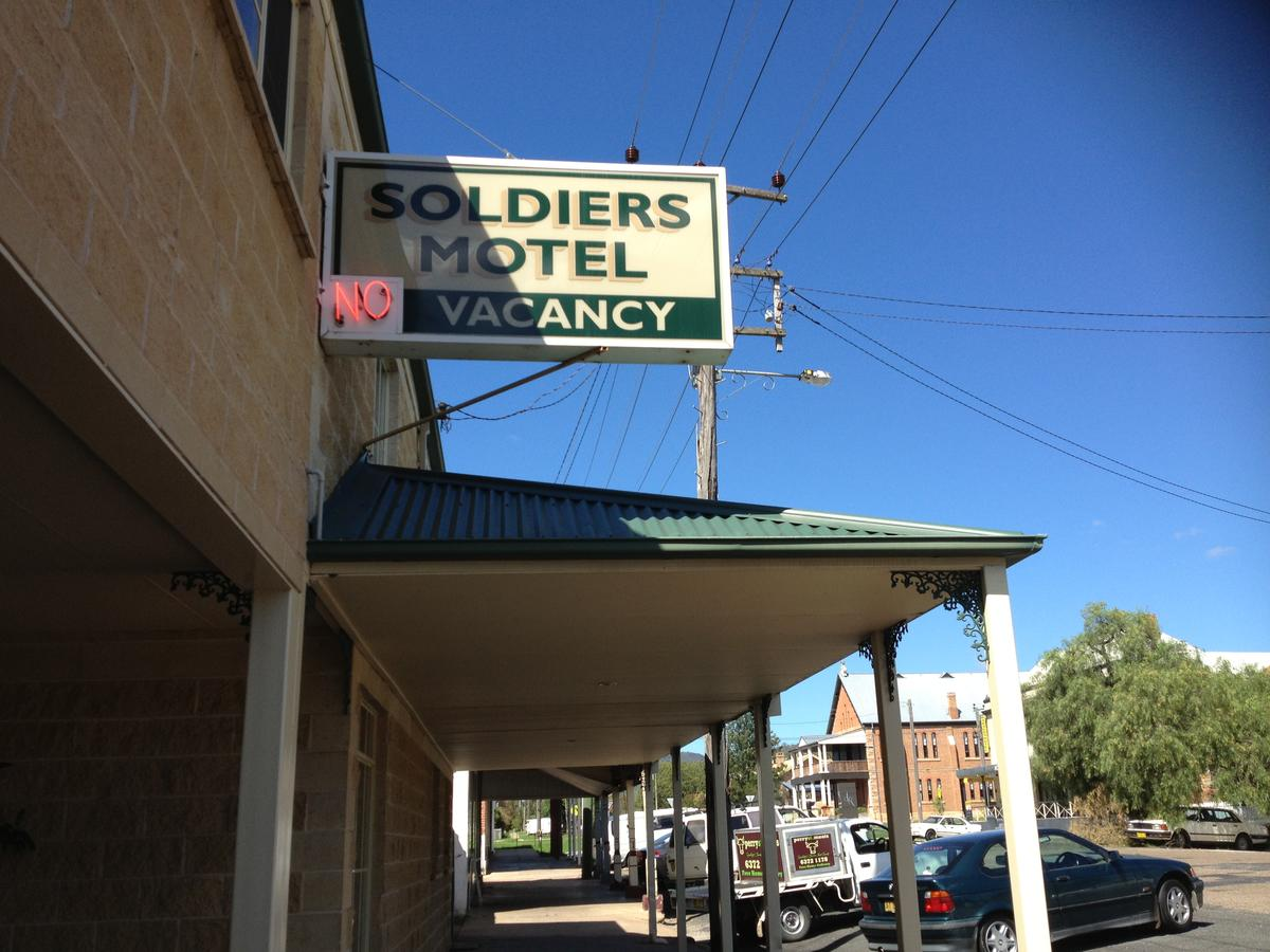 Soldiers Motel - Bundaberg Accommodation