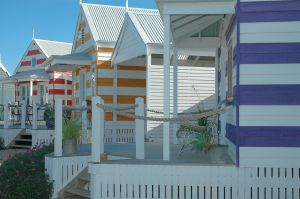 Beach Huts Middleton - Bundaberg Accommodation