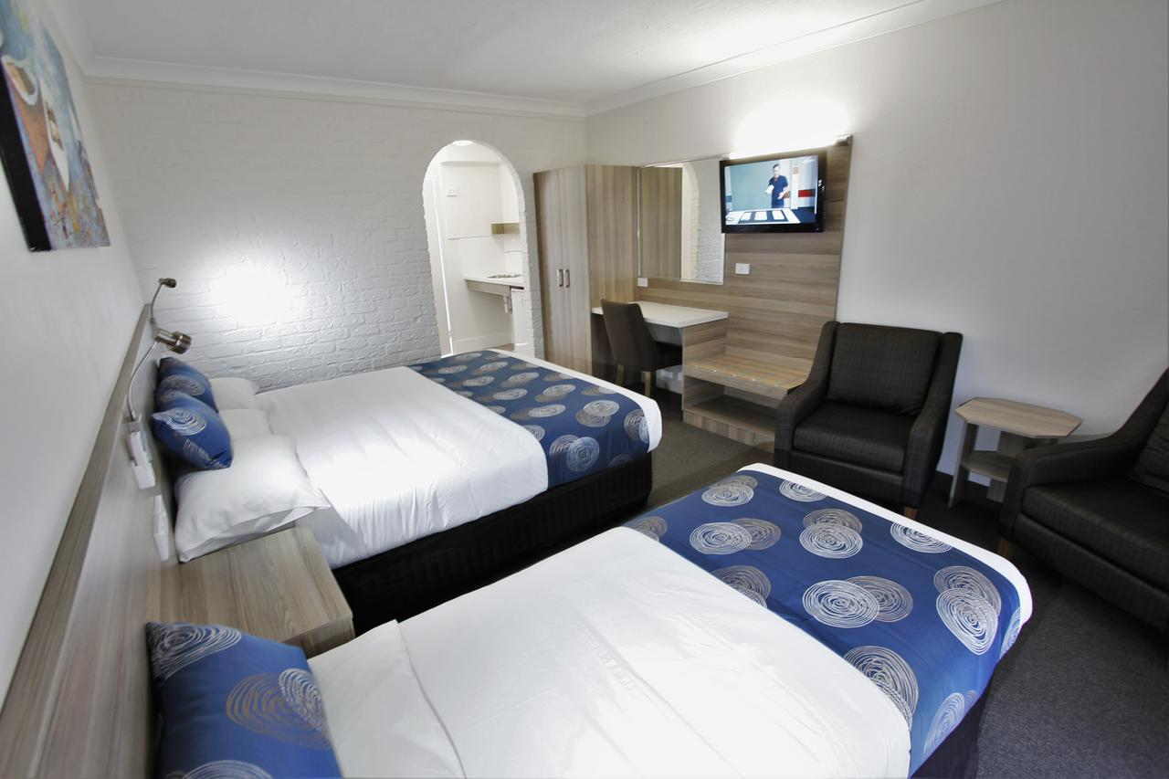 Aston Motel Yamba - Bundaberg Accommodation