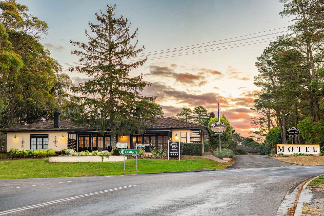 Bundanoon Country Inn Motel - Bundaberg Accommodation