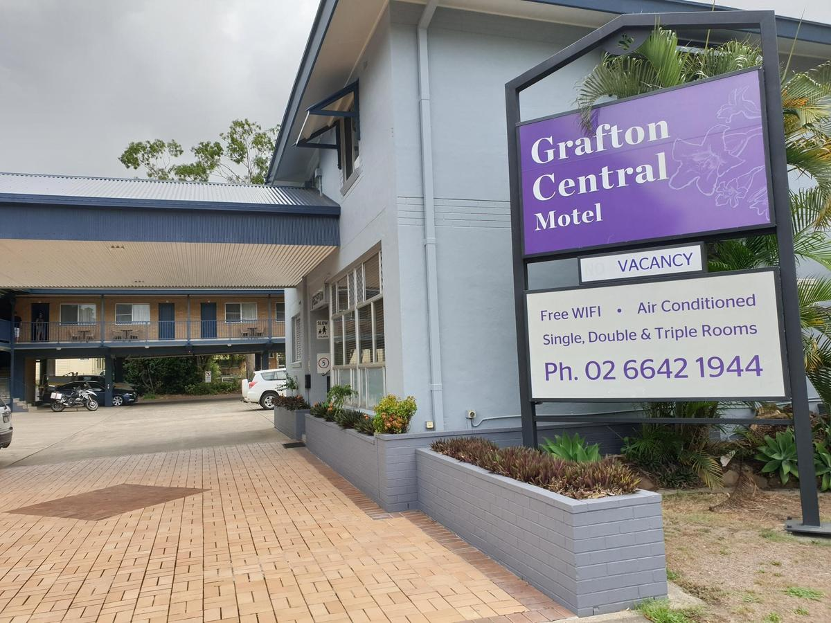 Grafton Central Motel - Bundaberg Accommodation