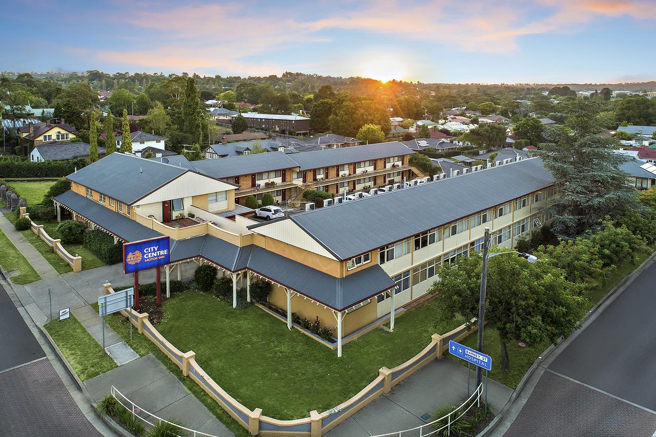 City Centre Motor Inn - Bundaberg Accommodation